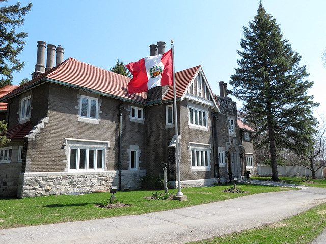 Residence of the Ambassador of Peru