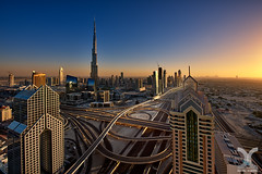 Dubai :: The Golden Hour