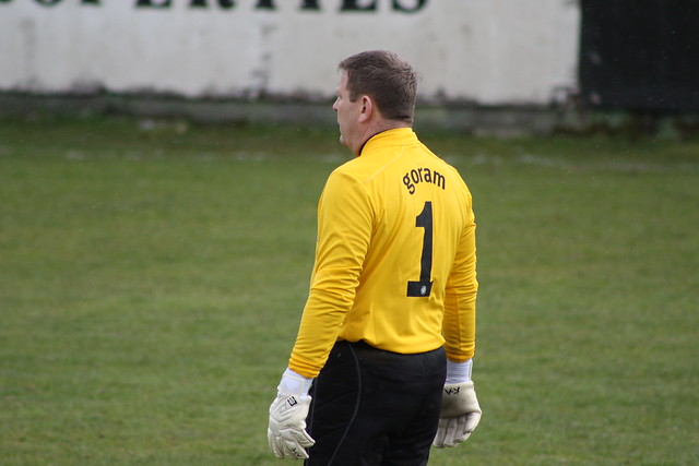 Header of andy goram