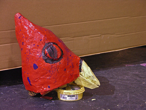 MayDay 2013 cardinal red