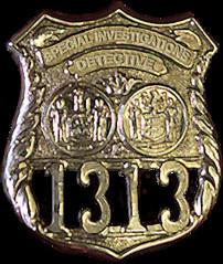 SI Badge