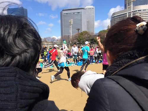 大阪城リレーマラソン2014(1)