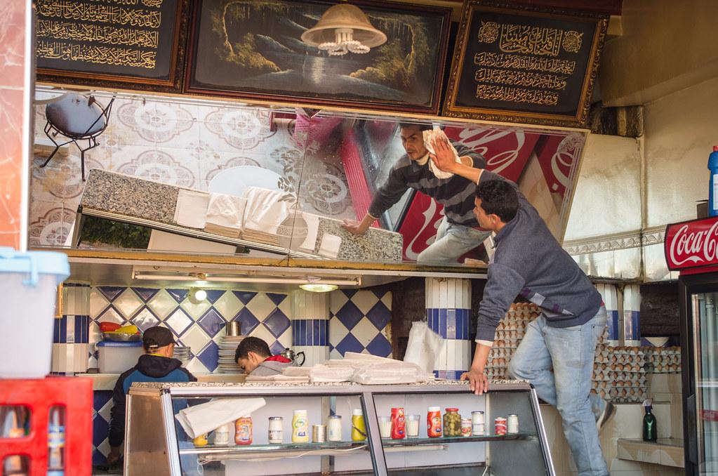 Marrakech - City trek - Ménage de printemps