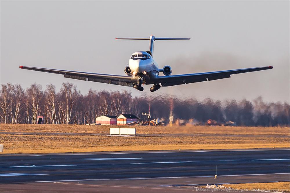 Airport Vnukovo, VKO 140405