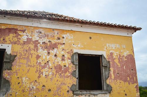 Old railway station of Assunção