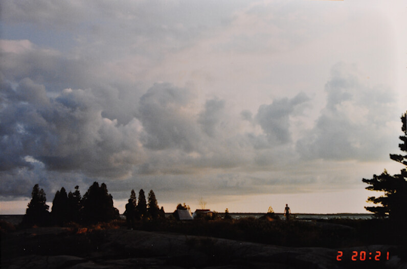 French River, Georgian Bay ~ original shot