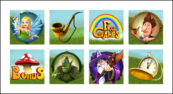 free Fortune Hill slot game symbols