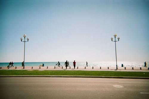 A côté de la mer