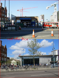 Shepherds Bush Station`2007-2014