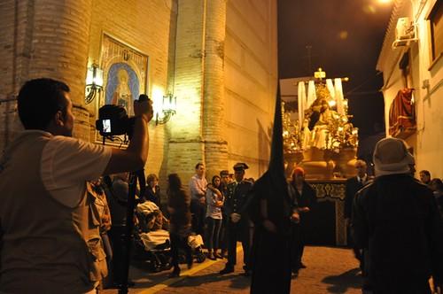 AionSur 13911704545_a1458f3683_d La Vera Cruz inauguró tres días Santos continuos marcados por las buenas temperaturas Cultura Semana Santa