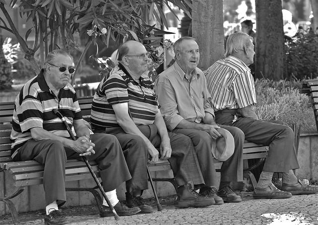 Enjoying the retirement