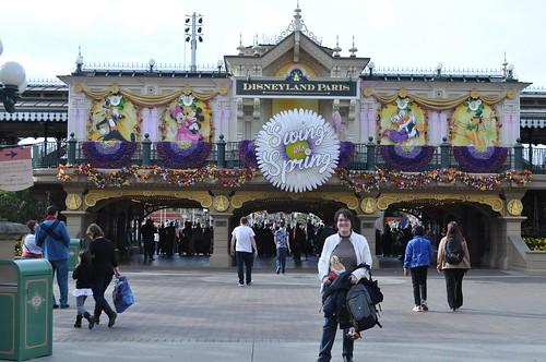 Entrada parque Disney