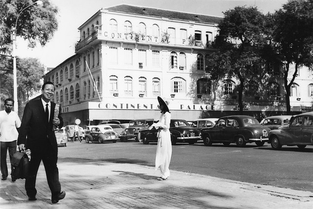 SAIGON 1966 - by Mikey Walters - KS Continental Palace