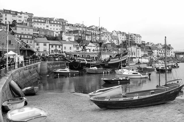 brixham harbour | brixham