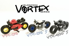 Velocitech Vortex Series Motorcycle