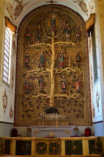 Árbol de Jasse, la genealogía de Cristo