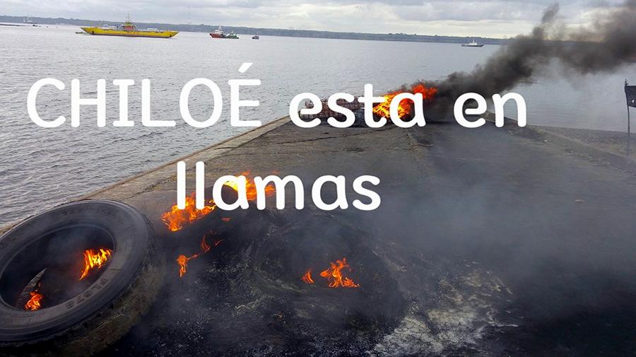 Fuerza Compañeros/as de Chiloé. Solidarizamos con sus demandas - 13 Mayo 2016