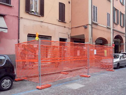 Continuazione dei Lavori di Demolizione (Novembre 2015)