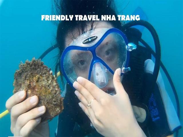 Tour Lặn Biển Bắt Ngọc Trai