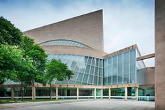 Meyerson Symphony Center   Dallas, TX   I.M. Pei
