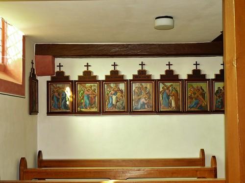 26. Innenansichten Kapelle