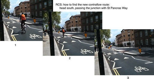 RCS at St pancras way