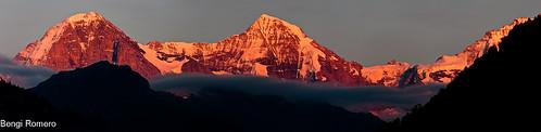 Pano Jungfrau by Mas que luz