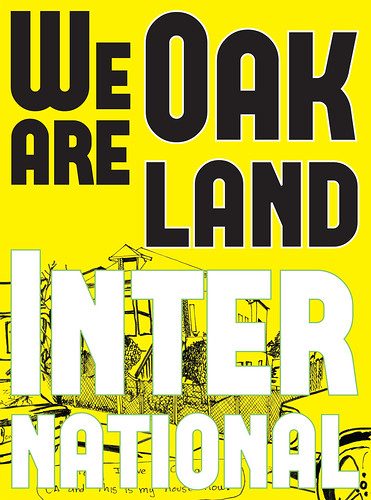"""We Are Oakland"" book cover"