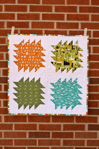 Sparkle Quilt Along: Finish & Linky Party