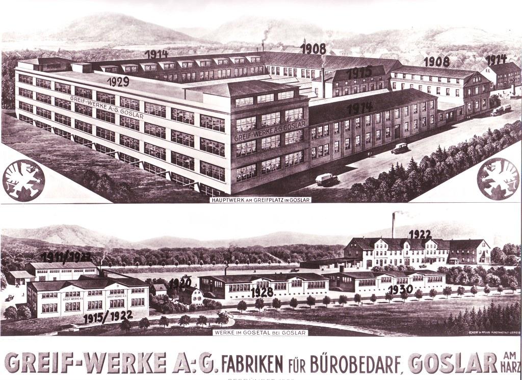 Bildergebnis für greif werke goslar