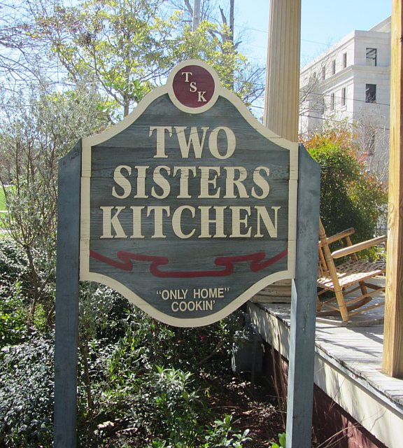 Two Sisters Kitchen Jackson Ms: Cajun, Creole And Ozark Adventures With A Bite Of The
