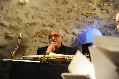 Al Benson Jazz Band @Roll'Studio By McYavell - 120225 (1)