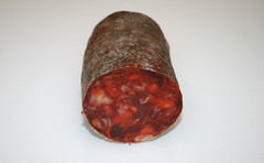 02 - Zutat Chorizo / Ingredient chorizo