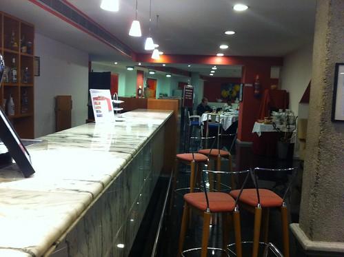 CAFE en el HOTEL Jardines de Albia Bilbao by LaVisitaComunicacion