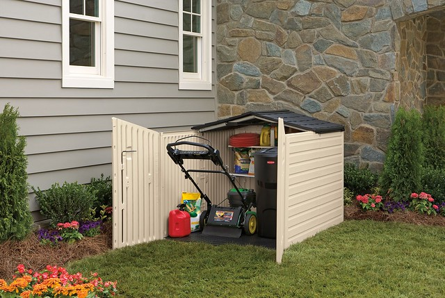 Storage sheds plans plans for a shed ramp shed for for Garden shed for lawn mower