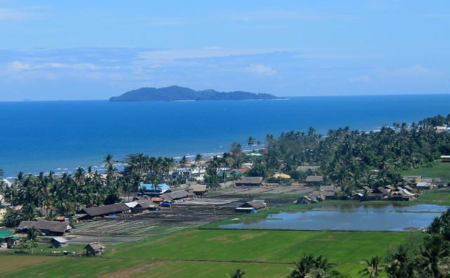 Olotayan Island & Baybay Beach