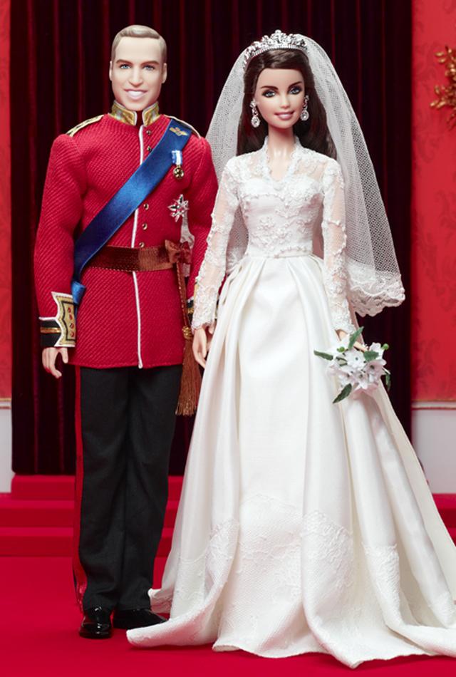 barbie-kate-principe-william