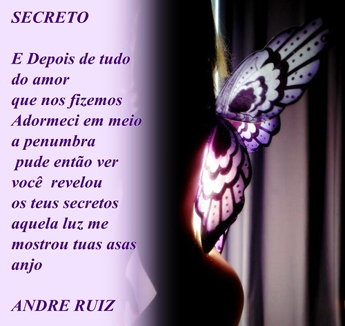 SECRETO by amigos do poeta