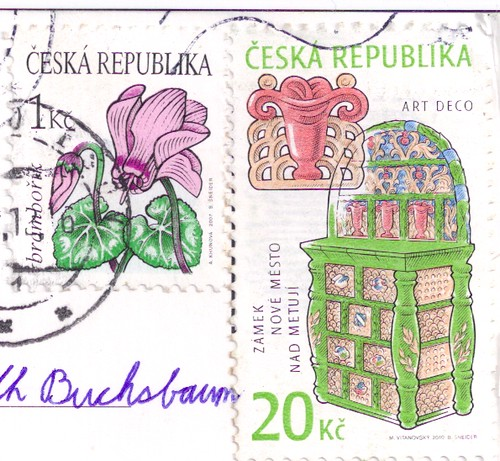 Czech Republic Stamps