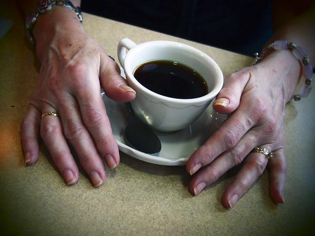 Roberta's Hands