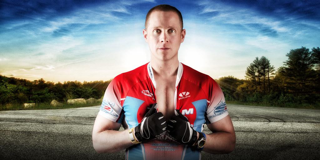 Sportrait: Triathlete