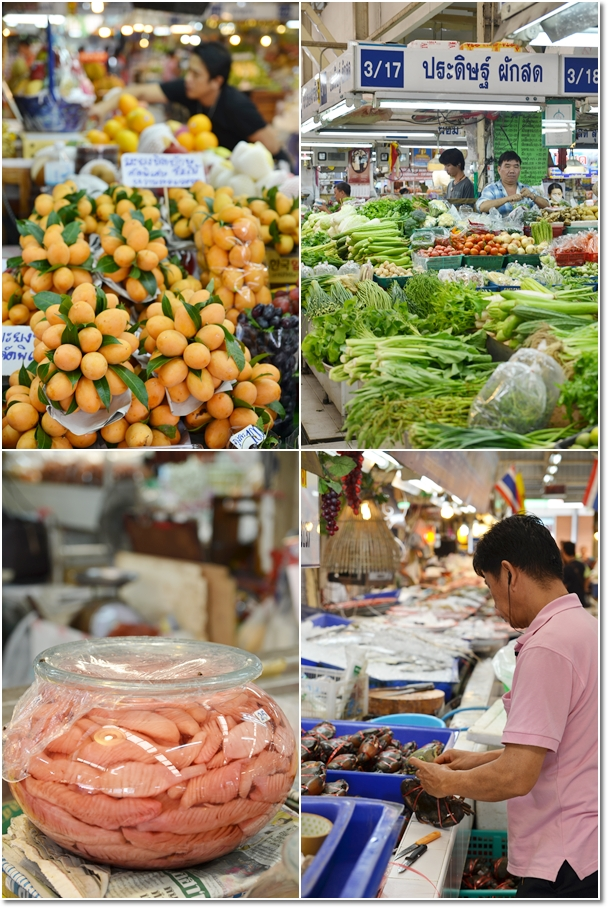 Fresh Fruits & Vegetables @ Or Tor Kor Market