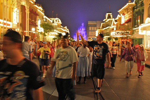 End of the night - One More Disney Day