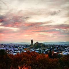 Atardercer en Córdoba
