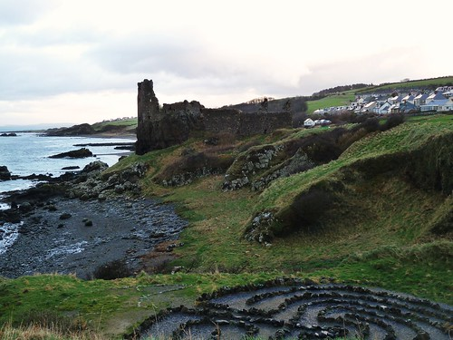 Dunure Castle, Dunure