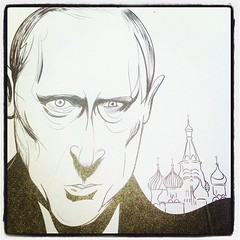 The Globe and Mail has a major interview with Putin this weekend.
