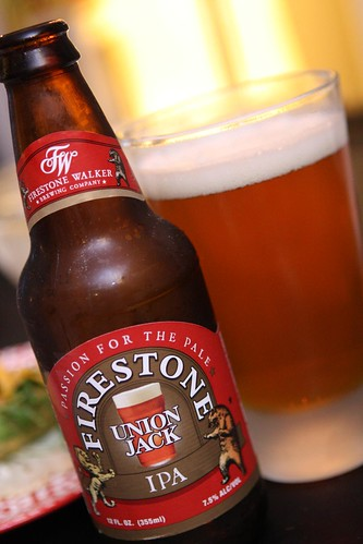 Firestone Union Jack IPA