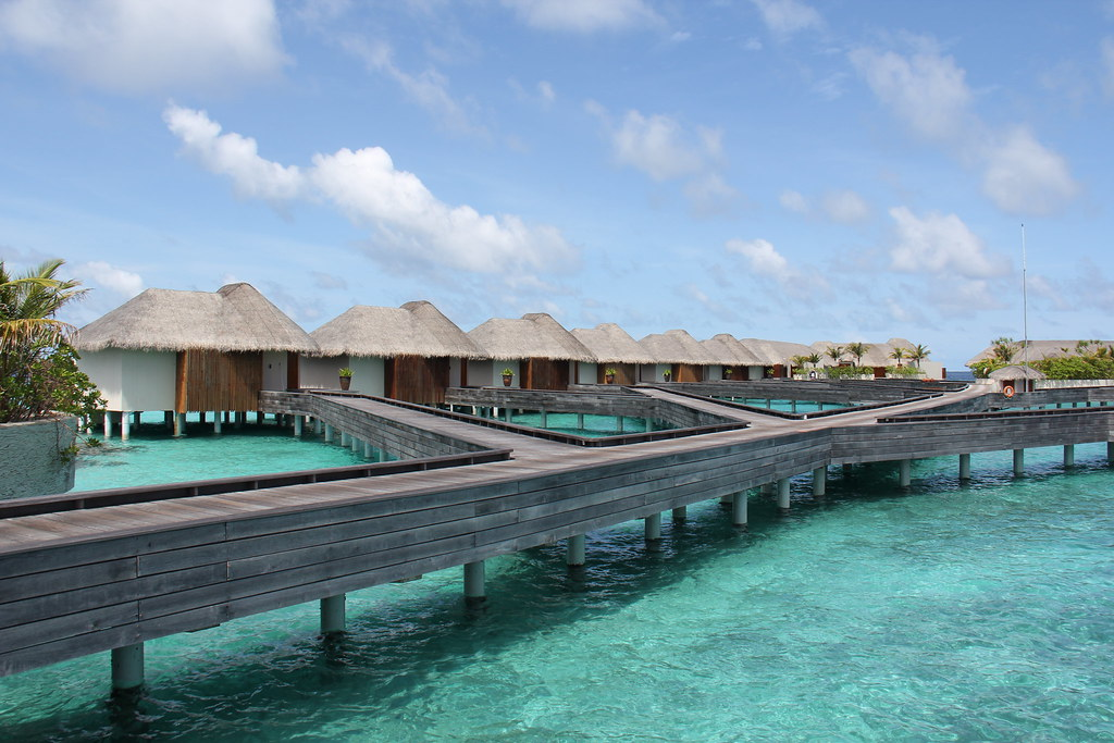 Hotel in the Maldives