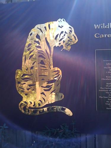 Bronx Zoo: Tiger Decoration