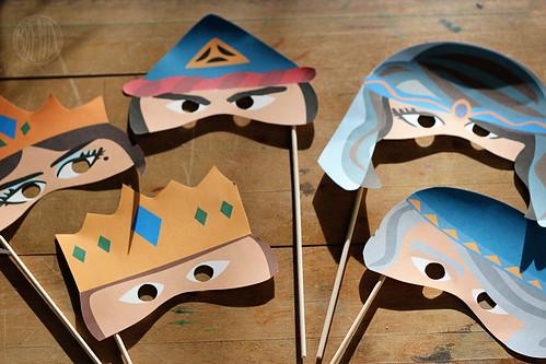 Purim Crafts For Kids